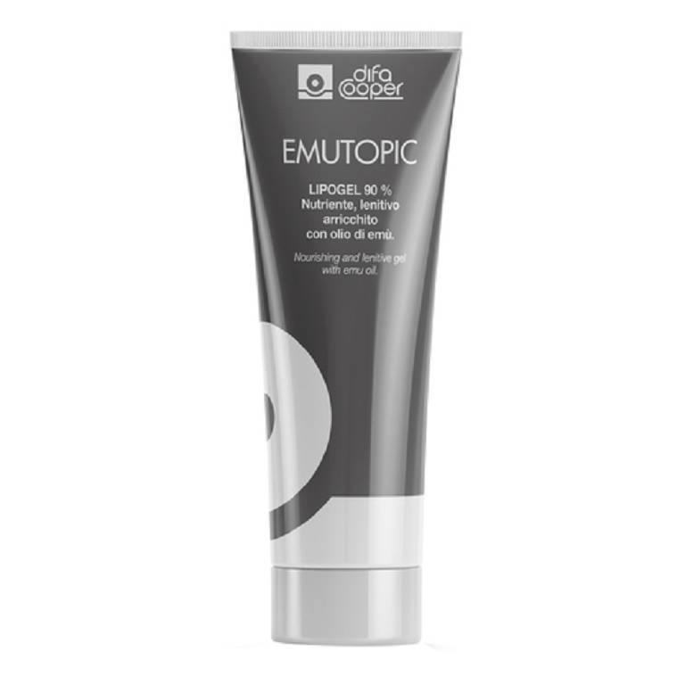 EMUTOPIC LIPOGEL 90% 30ML
