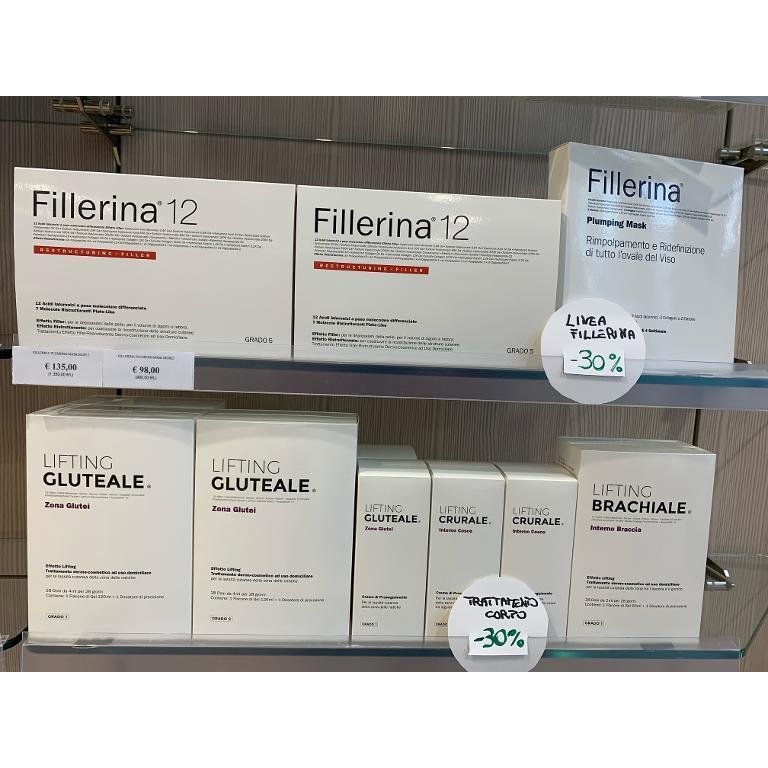 FILLERINA 12B LIP CONT 4P 15ML