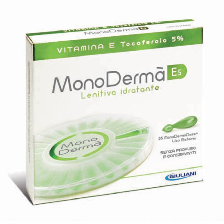 MONODERMA' E5 GEL 30VEGICAPS